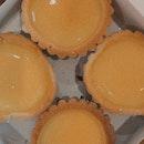 Joy Luck Teahouse Egg Tarts