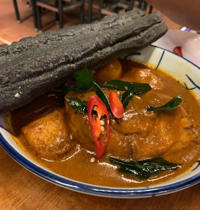 Chicken Curry 12.90