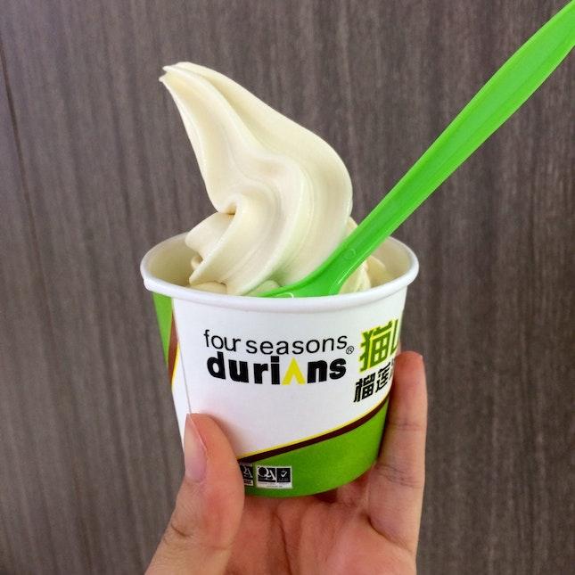 Mao Shan Wang Ice Cream