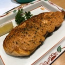 Salmon Mentaiyaiki $12.8++