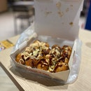 16 Mentaiko Cheese Takoyaki $17+