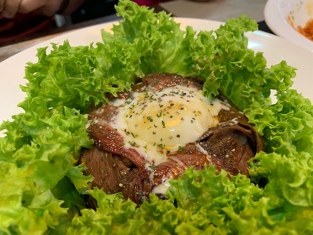 Avocado Grilled Beef Don (200g: L - $30)