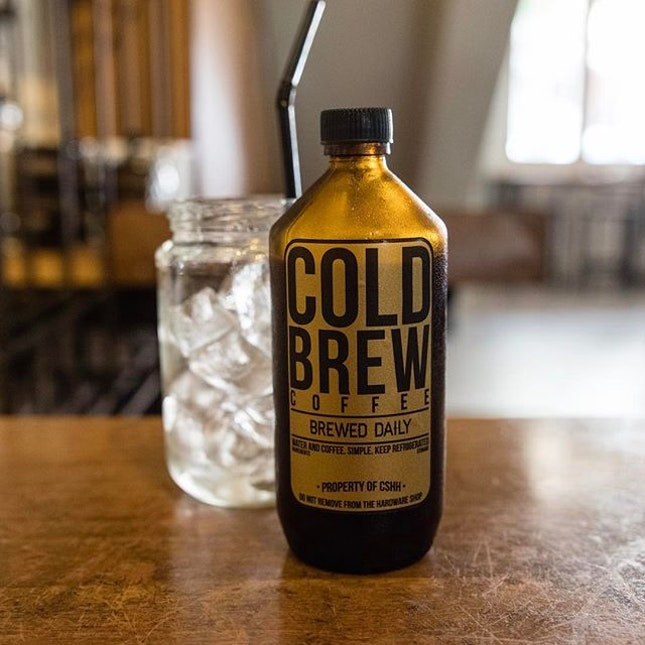 CSHH Cold Brew Coffee by Alvin Ong | Burpple