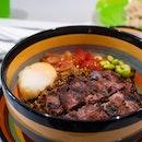 Garang Beef Rice Bowl