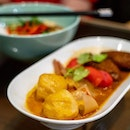 Tai Cheong HK Dry Noodles with Sausage, Chicken Wing, Curry Fish Balls & Braised Cuttlefish
