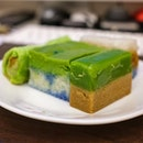 Talam Gula Melaka, Kueh Salat & Kueh Dadar
