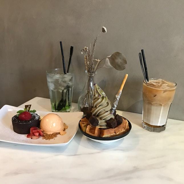 Bugis Cafes