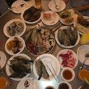 BBQ Seafood Feast
