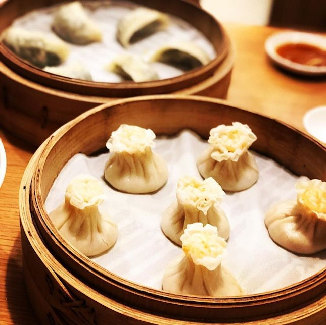 When you are craving for some Xiao Long Bao and you want it to be authentic there is no other place to be than Din by Din Tai Fong.