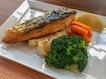 Miso-Dijon Salmon (S$15.90)