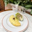 Overpriced Omelette