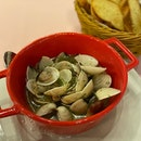 Even The Clams Were Good