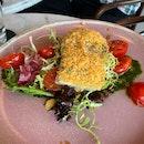 Poached Barramundi ($22)