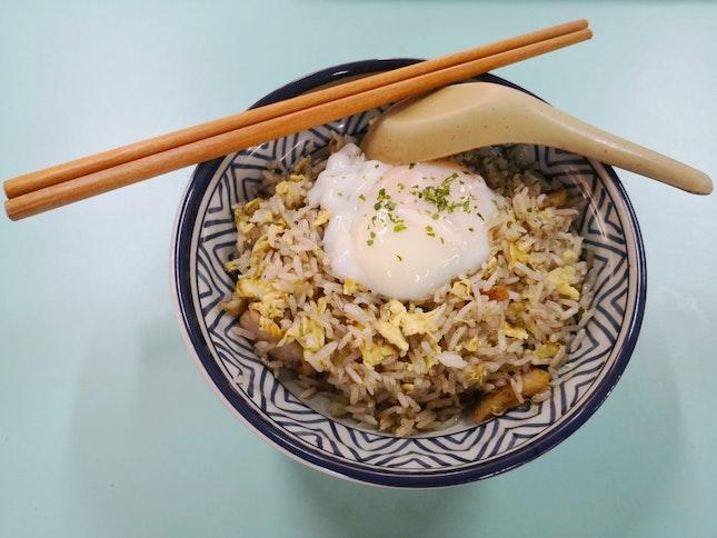 $6 Pork Slice Fried Rice
