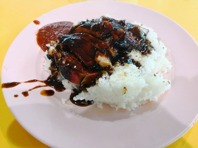 Chicken/Duck/CharSiew Rice