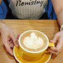 Cafehopping at Farrer Park was fun, explored Brunches Cafe, Non-Entrée Cafe and Enchanted Cafe.
