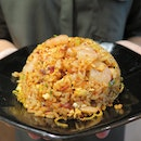 Spicy Shrimp Fried Rice ($10)