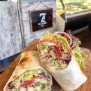 Chicken Avocado Wrap ($12)