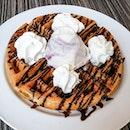 Ala Mode Classic Waffle