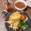 English Fish & Chips
