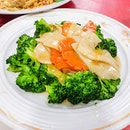 Abalone Broccoli