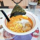 Uma Kara Miso Tonkotsu Ramen