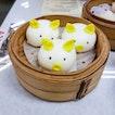Piggy Bun with Egg Custard