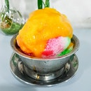 Mango Ice Kacang