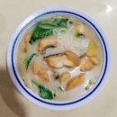XO Sliced Fish Noodles