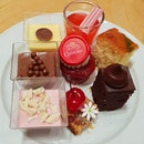 Dessert (Cake, Jelly & Pudding)