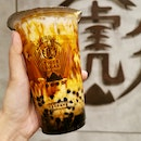 Brown Sugar Boba Milk