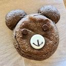 QQ Pearly Choco Bear