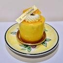 Rich Orange Cheesecake