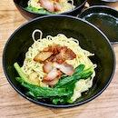 Signature Wanton Fu Noodle