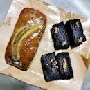 Brownies &Banana Bread