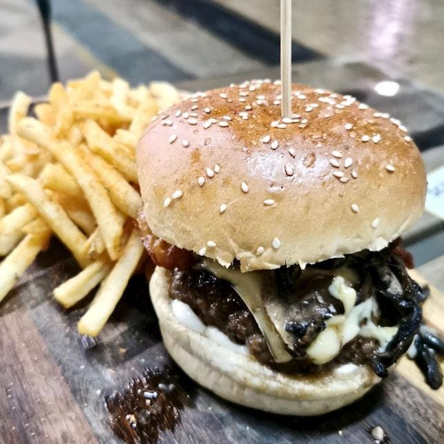 Nasty Beef Burger