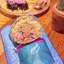 Easy like sunday morning burrito ($14.90) 🌯 7/10