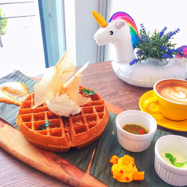 Special Waffle