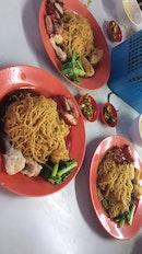 Meng Kee Char Siew Wantan Mee (Kuchai Lama)