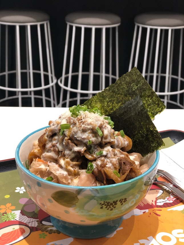 Snow Beef Don ($11.90)