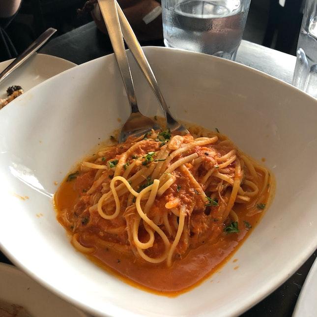 Linguine Pasta ($26)