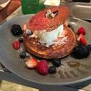 Ricotta Hotcakes ($24)