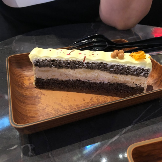 Cat Mountain King Durian Cake ($8.90)