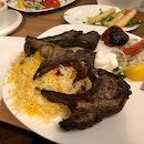 Reyash Ghanam (Premium lamb chop) ($25++)