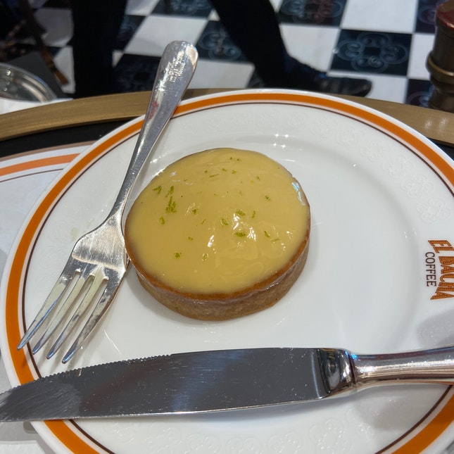 Lemon Tart ($9++)