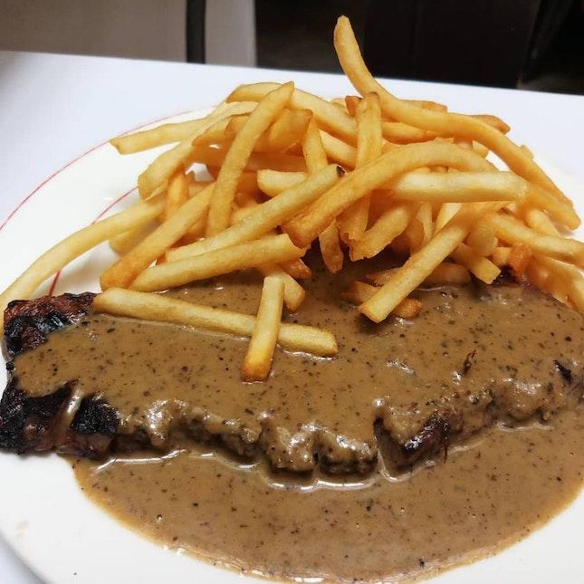 Lentrecote The Steak & Fries Bistro 28/07/19