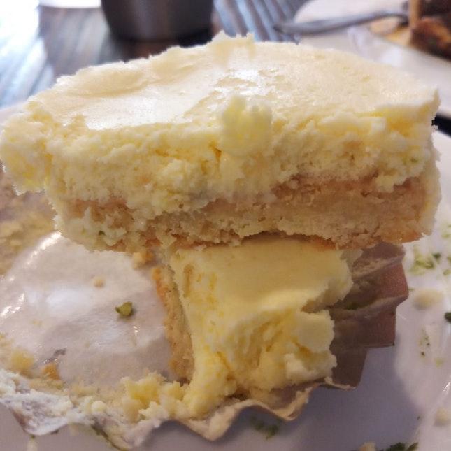 Original Cheese Tart ($3.60++) 01/08/19