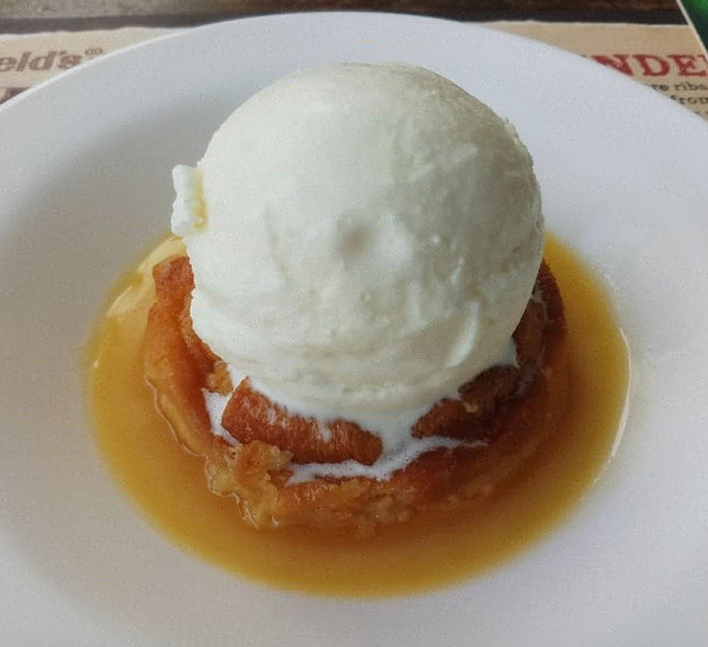 Morgan's Bread Pudding ($11.90++) 04/09/19