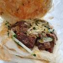 'A lot Beef Burger' ($4)
