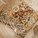 Kim's Fried Hokkien Prawn Mee (Eunos)
